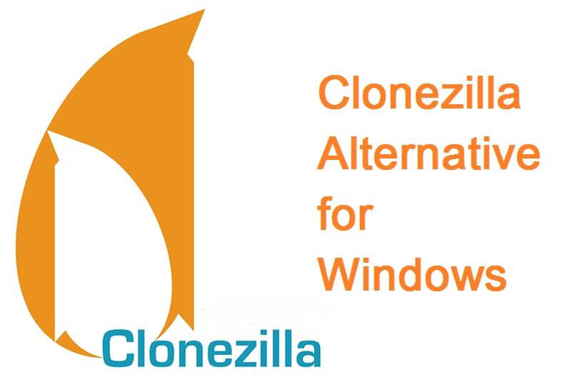 Clonezilla Alternative for Windows
